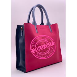 07 - Perfect tote Pink and...
